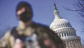 US police warn of new militant plot to 'breach' Capitol