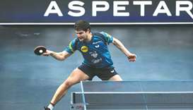 Germany's Dimitrij Ovtcharov will take on Chinese Taipei's Lin Yun-Ju in the men's final of the Worl