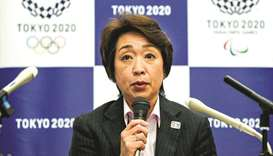 Seiko Hashimoto, President of the Tokyo 2020 Organising Committee. (Reuters)