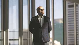 Sanjeev Gupta, executive chairman of Liberty House Group, poses for a photograph in Sydney. Spain's