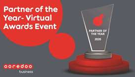 Ooredoo recently held a virtual awards ceremony to name and celebrate its 'Partners of the Year' for