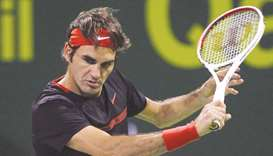 Roger Federer last played at the Qatar ExxonMobil Open in 2012.
