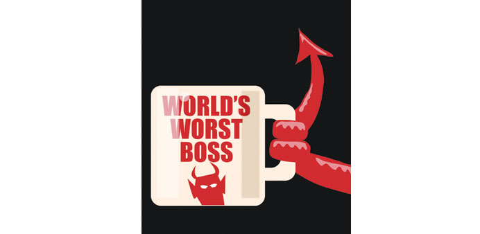 What to do about terrible new boss?
