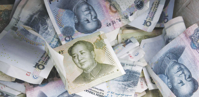 Yuan inclusion in major reserve currencies in '15