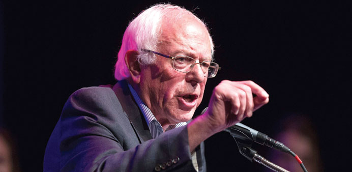 Sizing up Sanders' uphill battle