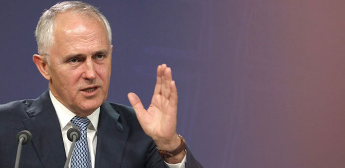 Australian PM's popularity slips in poll as tight election looms