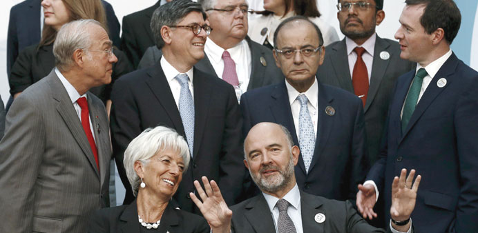 G20 seeks to boost market mood, douse China fears