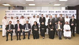 QNB holds ceremony for its 'Management Development Programme' graduates