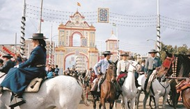 Spanish April Fair comes to town
