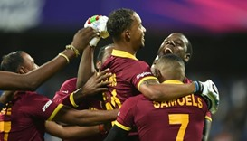 Stunning win helps West Indies smile again