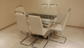 Ministry recalls Betrib dining tables