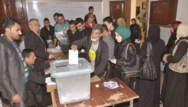 Syria holds parliamentary polls in regime-held areas