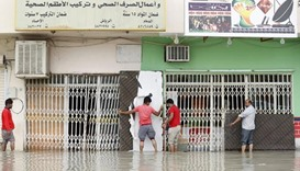 Two people killed in Saudi floods: state TV