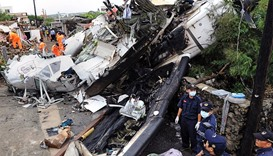 Air traffic control officers charged over deadly Taiwan crash