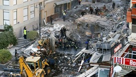 Death toll rises to 6 in Tenerife building collapse
