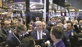 Wall Street investors look for trough incorporate profit drop