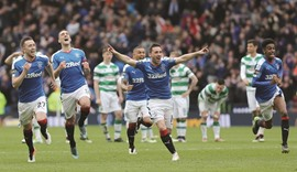 Rangers shoot down Old Firm rivals Celtic, to meet Hibs in final