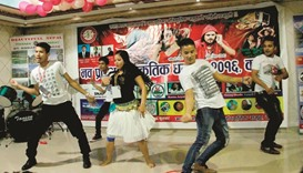 Expatriates celebrate Nepalese New Year 2073 in style