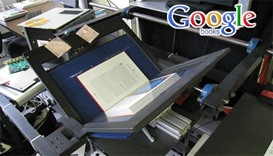 Google book-scanning project