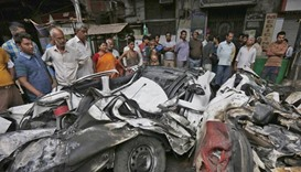 Indian police detain five over deadly flyover collapse