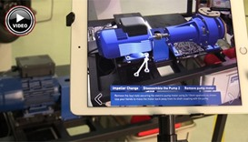 CNA-Q first to use Augmented Reality technology in classroom