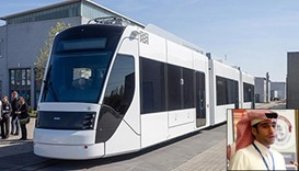 Trams to roll out at Education City by year-end