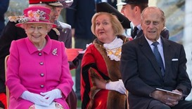 Birthday songs, special stamps as Britain's queen to turn 90