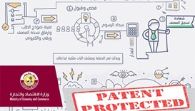 Committee to be formed for handling patent issues