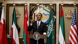 Obama says US and Gulf united against Islamic State
