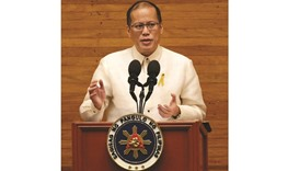 Aquino says not afraid of being jailed at end of term