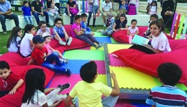 Love for books highlighted at QF's National Reading Campaign