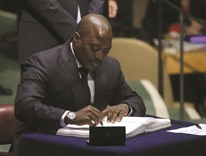 Congo signs landmark $200mn deal to protect tropical forests