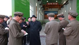 North Korea fires submarine-launched missile, says South