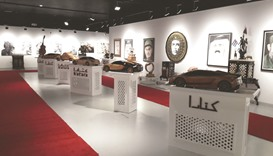 Expo focuses on unique works of Tunisian and Cuban artists