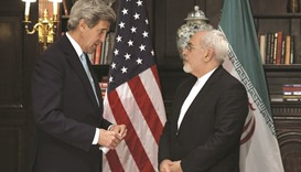 US working to clarify permitted business with Iran, says Kerry