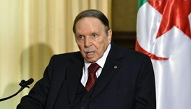 Algeria's Bouteflika in Geneva for 'routine medical check'
