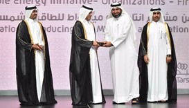 QF awarded for using solar panel in Education City