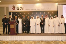 RGS Guildford set for new chapter in Qatar