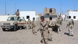 27 Yemeni soldiers killed in Mukalla offensive