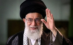 Iran's supreme leader says US lifted sanctions only on paper