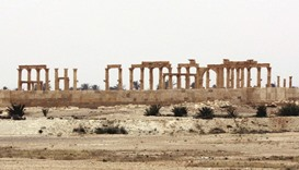 Unesco: Significant damage to Palmyra, but integrity intact