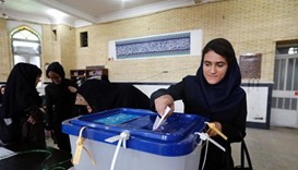 Rouhani allies seek control of parliament as Iran votes