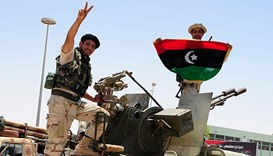 Libya unity government vows to end jihadist 'scourge'