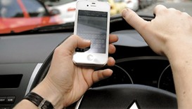New device to catch people who use mobile while driving