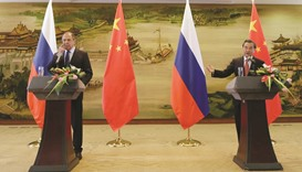 China, Russia rap US missile plan in S Korea