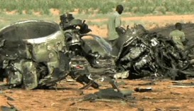 Sudan military plane crash kills all five crew: army