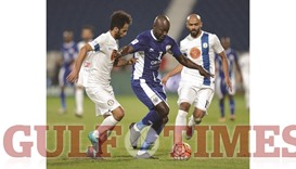 Gutsy Al Kharaitiyat snatch point off Al Khor