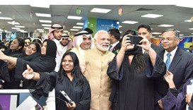 India, Saudi vow joint fight against terrorism