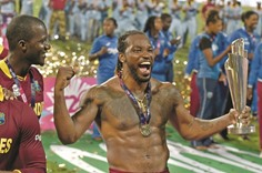Windies triumph hailed as 'one of the best ever'