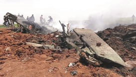 Rebels shoot down second Syrian warplane in a month